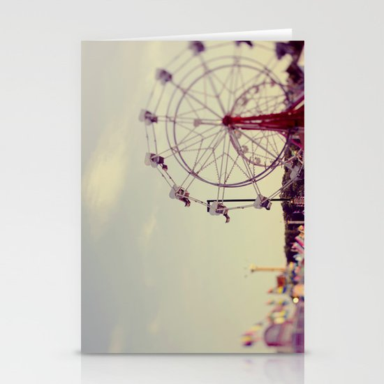 Cotton Candy Daydreams Stationery Cards