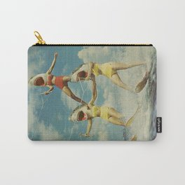 On Evil Beach - Shark Attack Carry-All Pouch