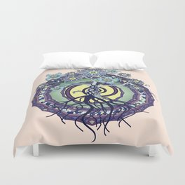 Tree of Knowledge Duvet Cover