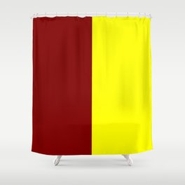 Great cities -Roma 2 Shower Curtain