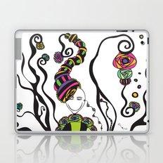 Flower Dreams Laptop & iPad Skin