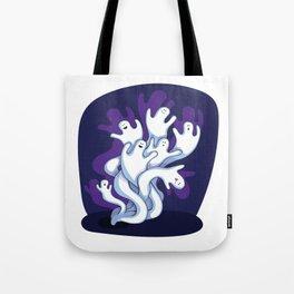Friendly Ghosts Tote Bag