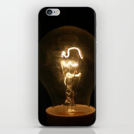 Light Bulb Moments  iPhone Skin