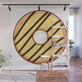 Joyful Cheezy Doughnut / Donut Wall Mural