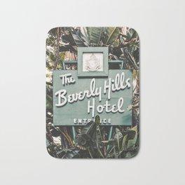 The Beverly Hills Hotel - Vertical Bath Mat
