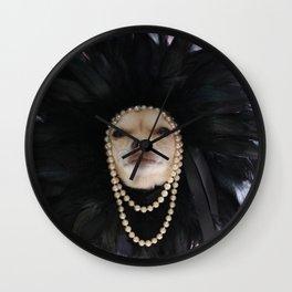 Chihuahua Vogue  Wall Clock
