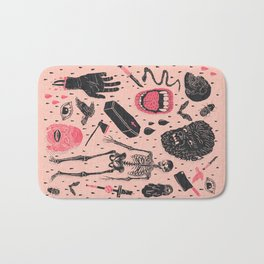 Whole Lotta Horror Bath Mat