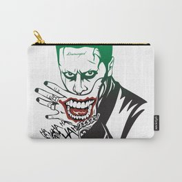 Joker_Jared Leto_Suicide Squad Carry-All Pouch