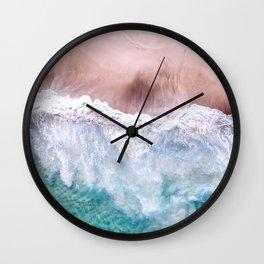 Sea bliss - Sea of love Wall Clock