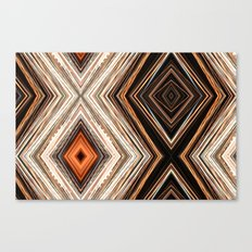 Light Patterns Canvas Print