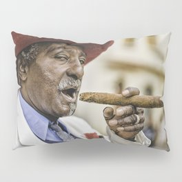 Welcome to Havana Pillow Sham