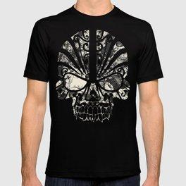SKULLS HALLOWEEN SKULL T-shirt