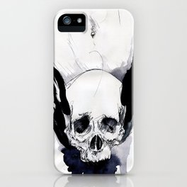 DEATH COOCH iPhone Case