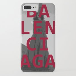BALENCIAGA iPhone Case