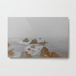 North California Metal Print