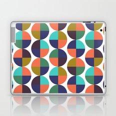 mod circles pattern Laptop & iPad Skin