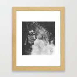 Mexican Dogs Framed Art Print