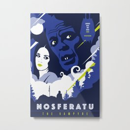 Nosferatu the Vampyre (1979) Metal Print