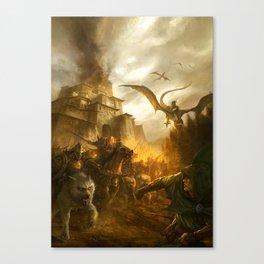 LW 01 Canvas Print
