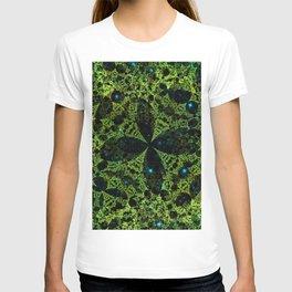 Green mystery T-shirt
