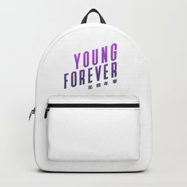 BTS ! Young Forever Backpack