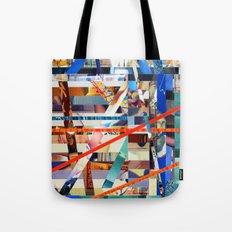 Gwenola (stripes 24) Tote Bag