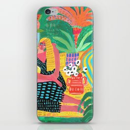Garden Of Colors iPhone Skin