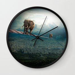 Thessaloniki Wall Clock