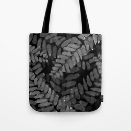 Mimosa on reverse Tote Bag