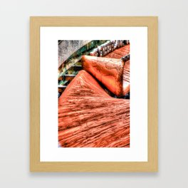 Copper Top Framed Art Print