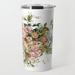Trailing Jade Bouquet Travel Mug