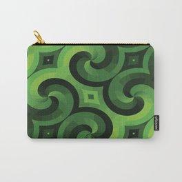 GREEN WALLPAPER Pop Art Carry-All Pouch