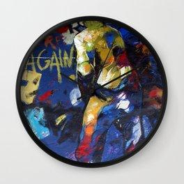 Wee-Wee Wall Clock