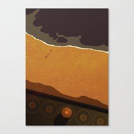 Weekend Canvas Print