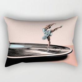 Dancing needle Rectangular Pillow