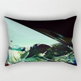 Check Engine Light Rectangular Pillow