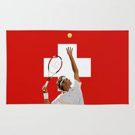Roger Federer | Tennis Rug