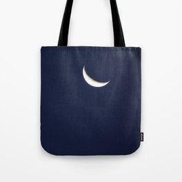 i wish i was the moon Tote Bag