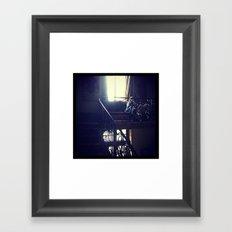 Her Indoors Framed Art Print