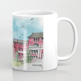Lee & Union at Mississippi State University Coffee Mug