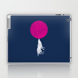 Bubble Moon Laptop & iPad Skin