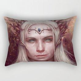 Thranduil Portrait Rectangular Pillow