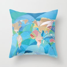 Oh the Places You will Go Throw Pillow