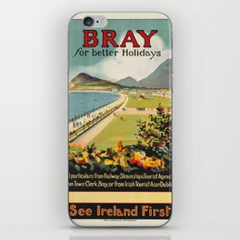 Vintage poster - Ireland iPhone Skin