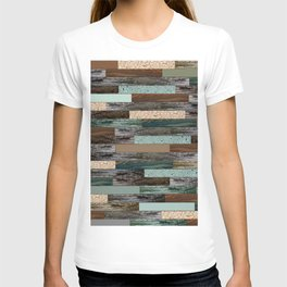 Wood in the Wall T-shirt