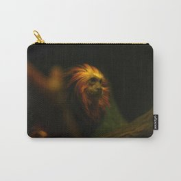 Monkey Photography Print Carry-All Pouch