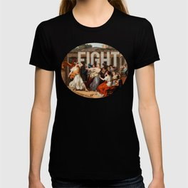 Fight. T-shirt