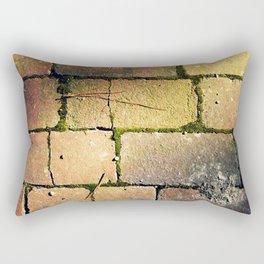 A Firm Foundation Rectangular Pillow