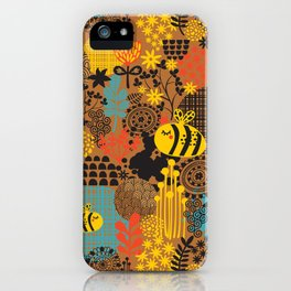 The bee. iPhone Case
