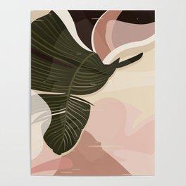 Nomade I. Illustration Poster